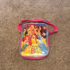Disney Princess Shouldered Strap Girls Purse